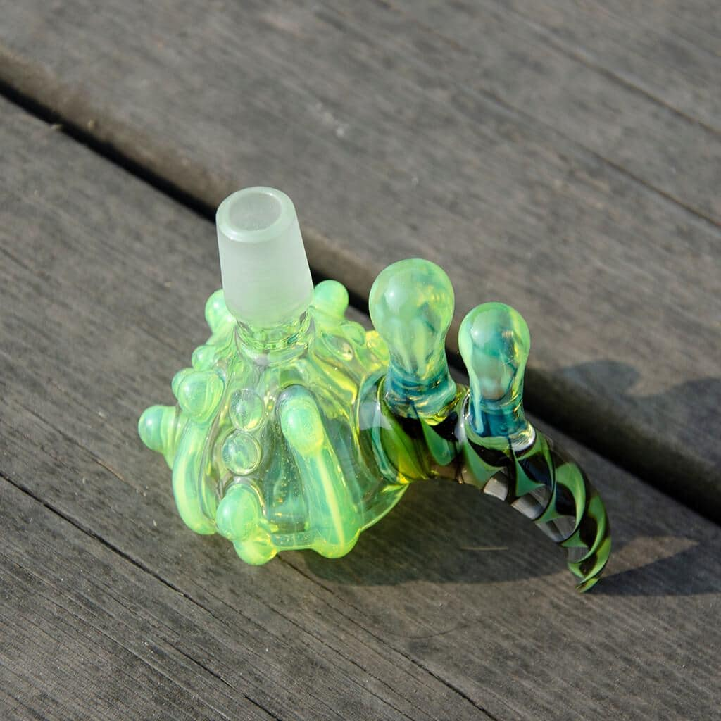 HEADY TEAR DROP FLOWER BOWL