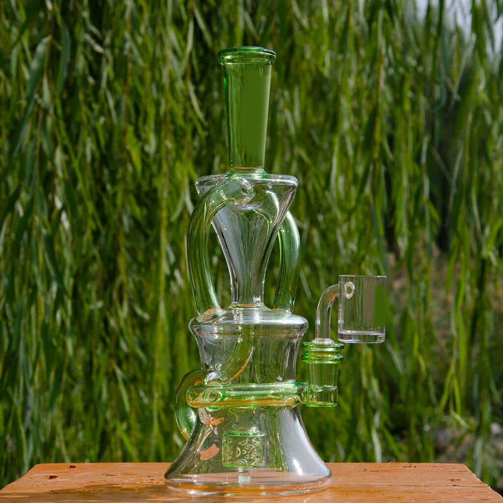 KNIGHT RECYCLER | CALIBEAR | US WAREHOUSE Water Pipe Calibear