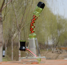Load image into Gallery viewer, Wigwag beaker rig | Calibear| US warehouse Water Pipe Calibear