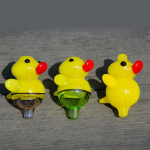 Load image into Gallery viewer, YELLOW DUCK CARB CAP | CALIBEAR  Calibear