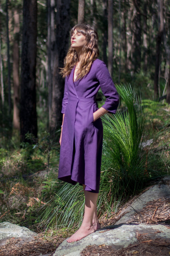 VERONICA Shirt Dress - Public Store Australian Independent & Emerging Fashion Art Design