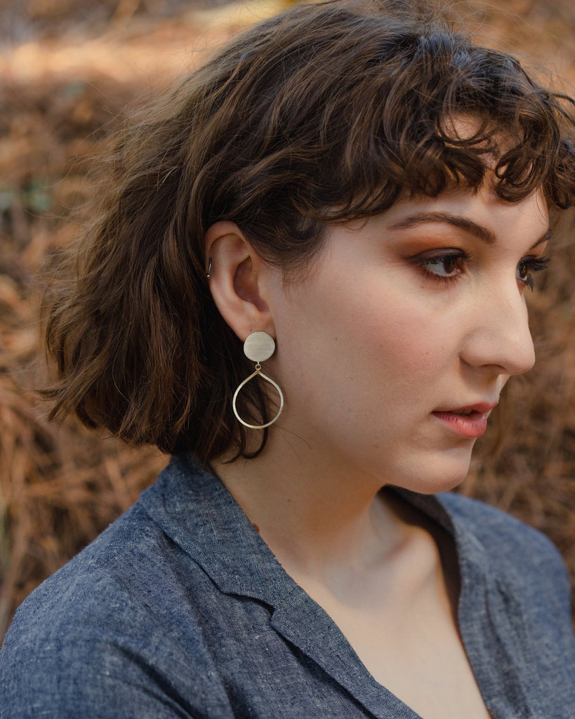 DEW Earrings - Public Store Australian Independent & Emerging Fashion Art Design