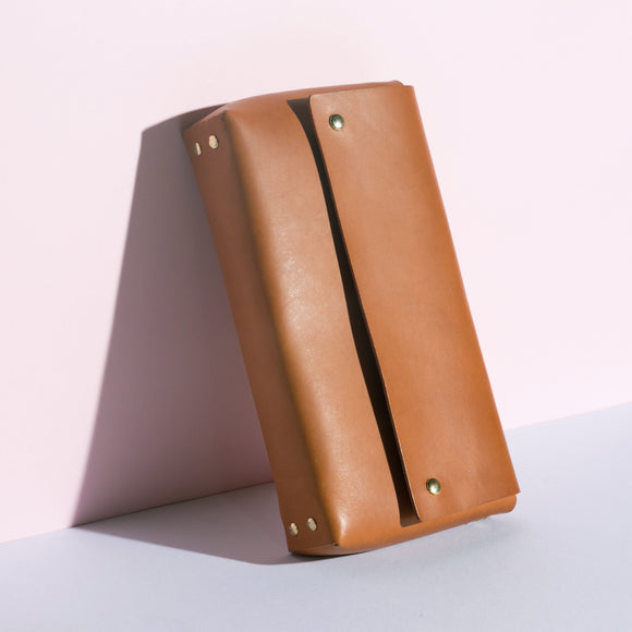 Clutch Tan - Public Store Australian Independent & Emerging Fashion Art Design
