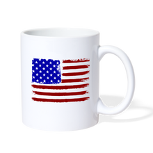 Load image into Gallery viewer, GOD BLESS AMERICA Coffee/Tea Mug - white