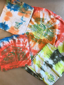 AFC Shirts - Tie-Dyed!!! Small