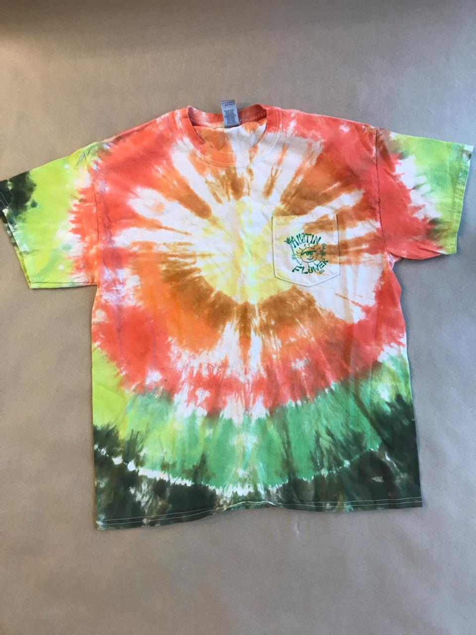 AFC Shirts - Tie-Dyed!!! Large