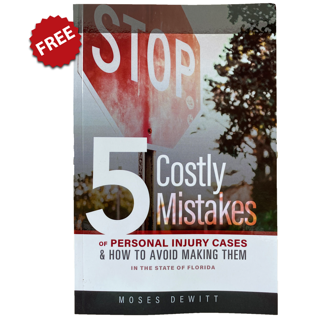 5 Costly Mistakes Book