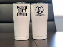 Load image into Gallery viewer, Straight Outta Quarantine Travel Mug