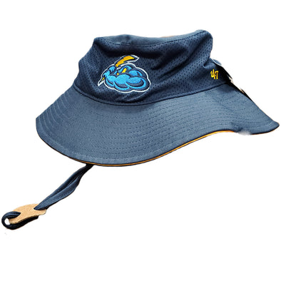 47 Men's Thunder Panama Pail Bucket Hat