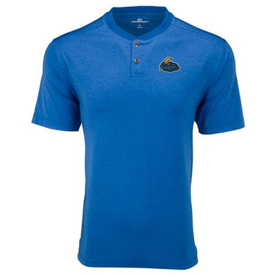 Trenton Thunder Vansport Men's 2470 Pro Boca Royal Polo