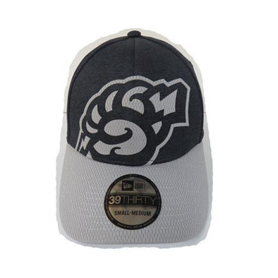 Trenton Thunder 3930 Cloud Fist logo Flex Fit Cap