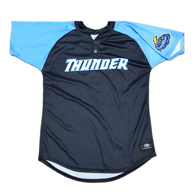 Trenton Thunder Adult Batting Practice Replica Jersey Sublimation style