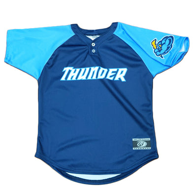 Trenton Thunder Youth Batting Practice Replica Jersey Sublimation style