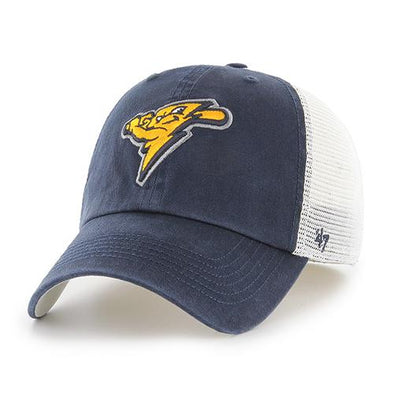 Trenton Thunder 47 Men's Navy Blue Hill Closer Mesh