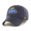 47 Women's Thunder Navy Ponytail Adjustable  Cap