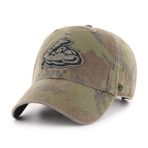Trenton Thunder 47 Men's Camouflage Sector Adjustable Cap