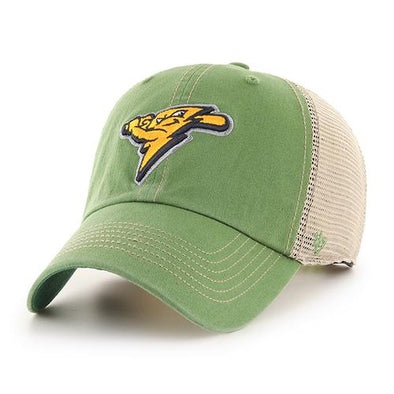 Trenton Thunder 47 Men's Fatigue Green Trawler Clean Up