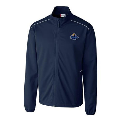 Trenton Thunder Thunder Kalmar Light Softshell Navy Jacket