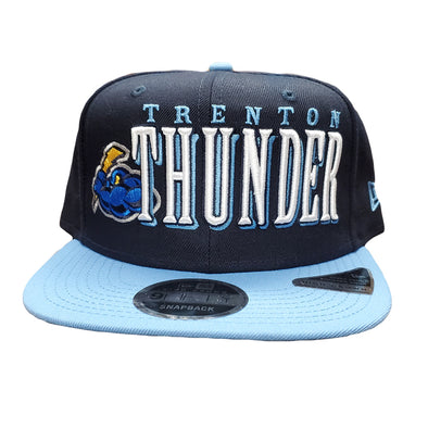 Trenton Thunder NEC 950 Jumbo High Crown Snapback