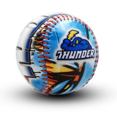 Thunder Graffiti Baseball