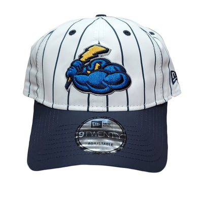 Trenton Thunder Adult Adjustable 920 Pinstripe Cap