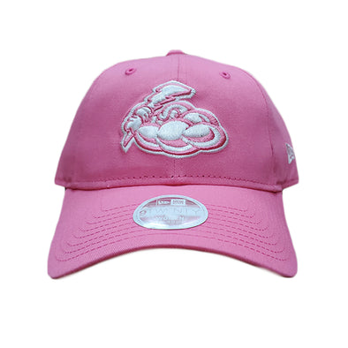 Trenton Thunder Women's Adjustable 920 Pop Pink Cap