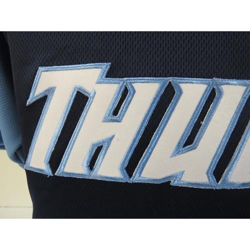 Trenton Thunder Youth Batting Practice Replica Jersey tackle twill style