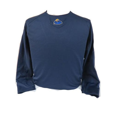 Trenton Thunder Thunder Rawlings 2018 Navy Team Fleece