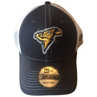 Trenton Thunder Adult Adjustable Strike Trucker Cap