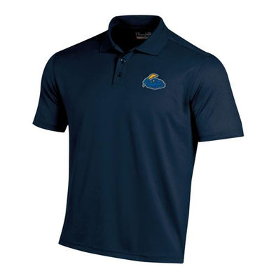 Trenton Thunder Under Armour 494 Navy Performance Polo
