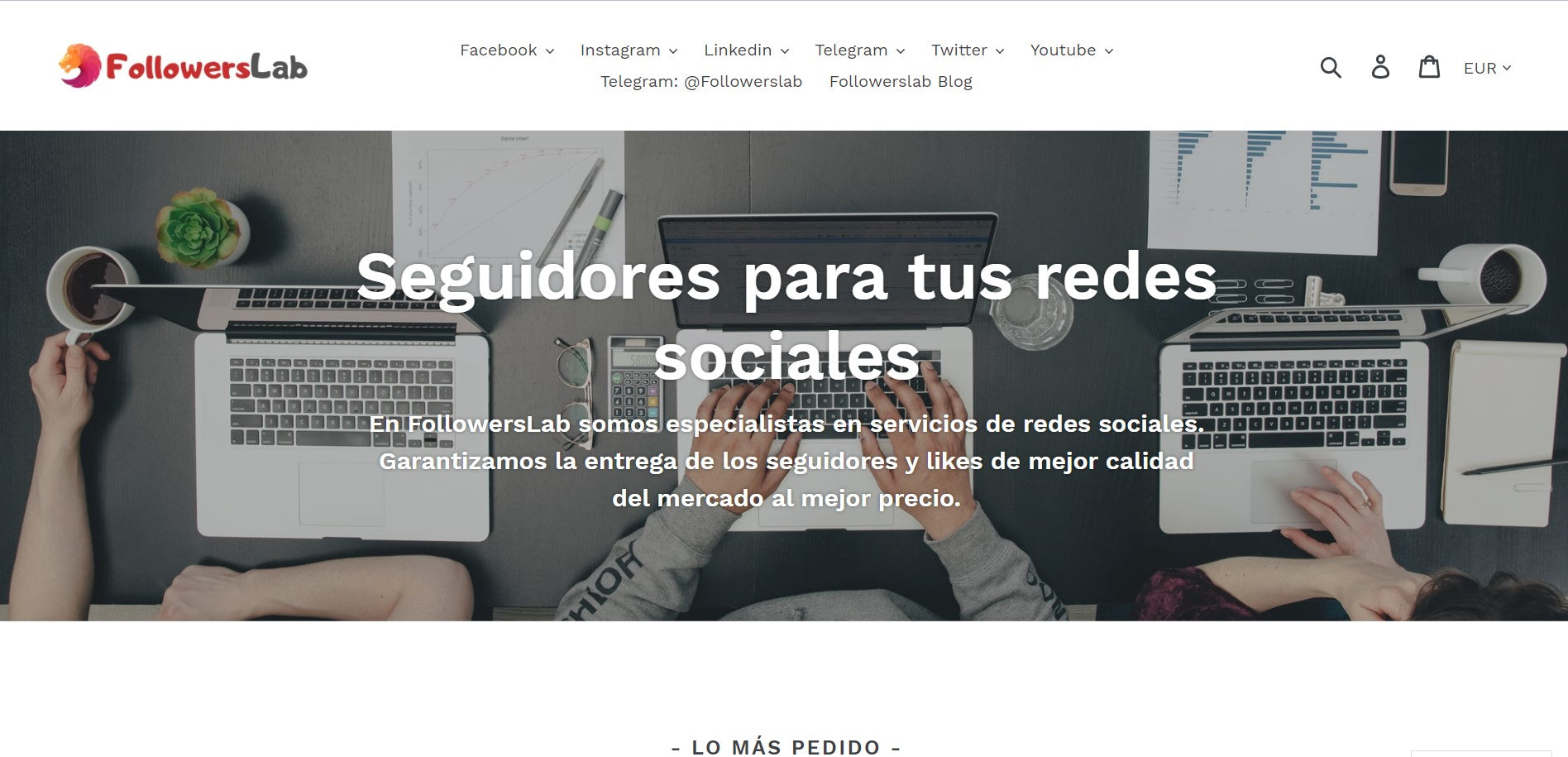 Web E-commerce - Socialone Web Design