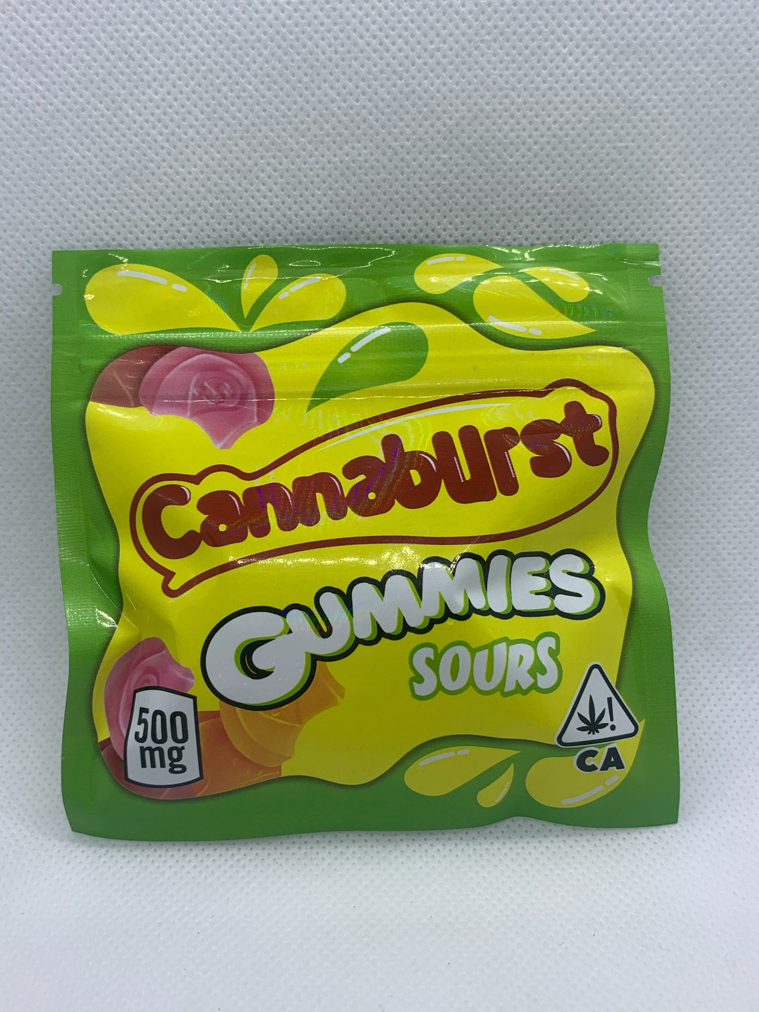 500mg Cannaburst
