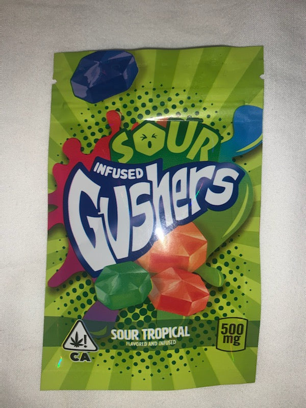 500mg Sour Gushers