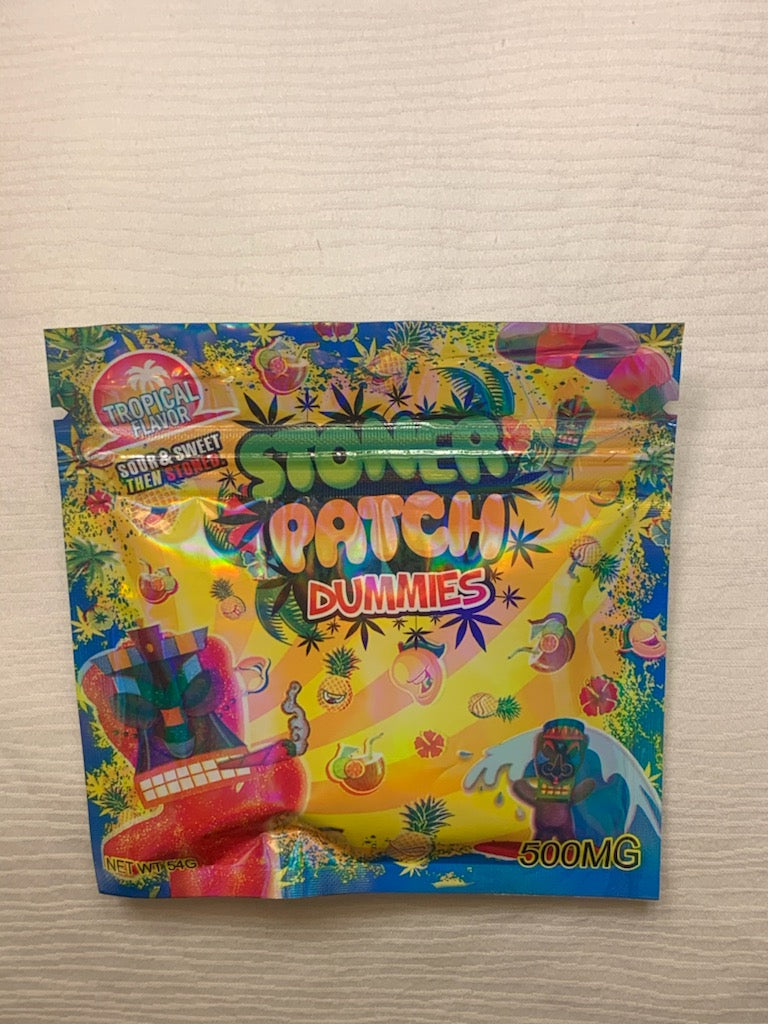 500mg Stoner Patch Gummies