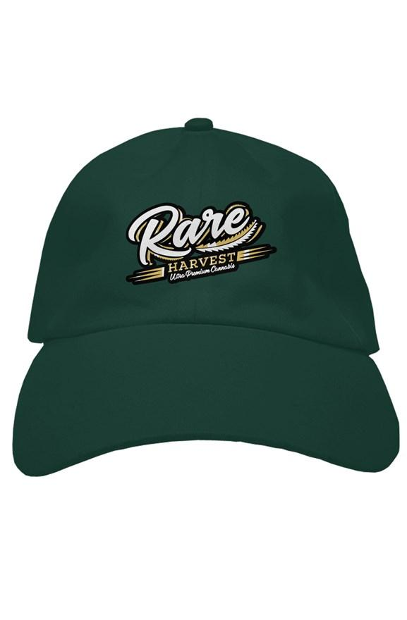 Rare Harvest Premium Dad Hat Green