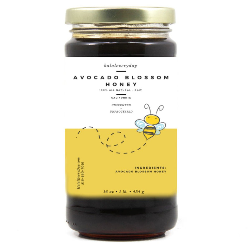 Avocado Blossom Honey