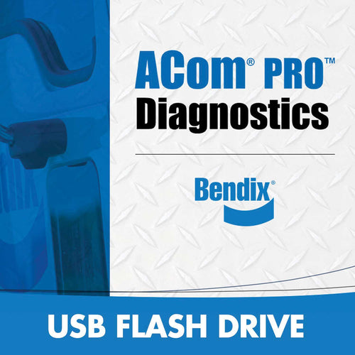 Bendix® ACom® PRO™ Diagnostics on USB Stick