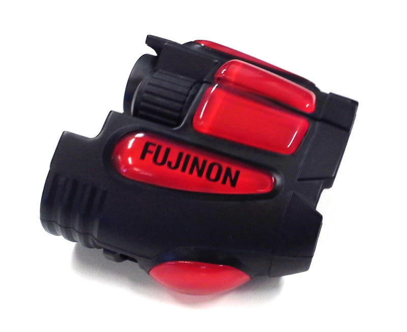 FUJINON AIR DROP 8x23 BINOCULARS - RED
