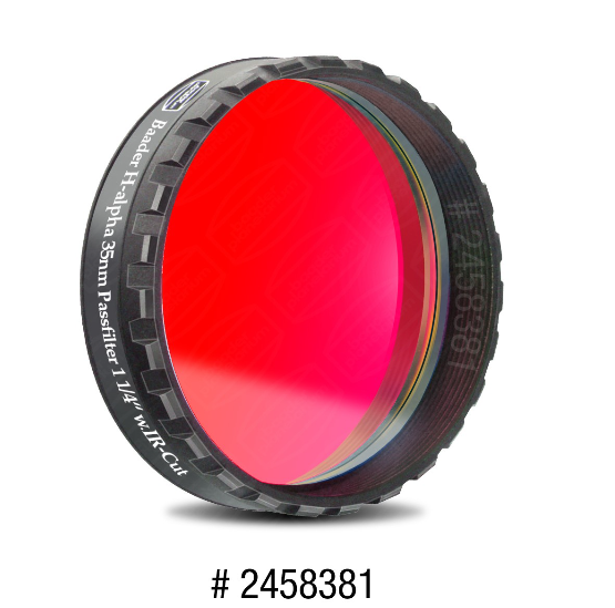 "BAADER H-ALPHA 35nm CCD 1.25"" FILTER"