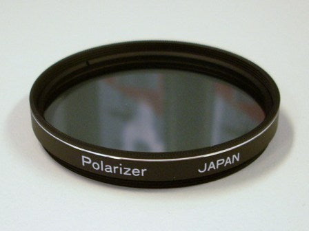 POLARIZING FILTER SINGLE 2""