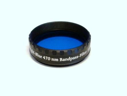 EYEPIECE FILTER BLUE 1.25""