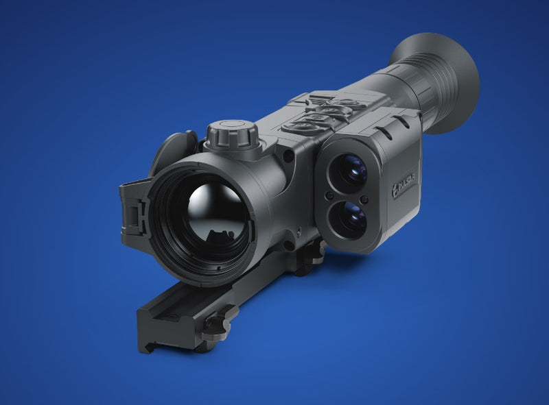 PULSAR TRAIL 2 LRF XP50 THERMAL RIFLESCOPE