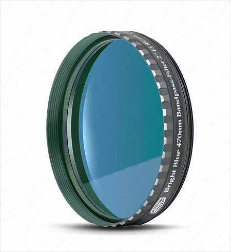 EYEPIECE FILTER BLUE 2""