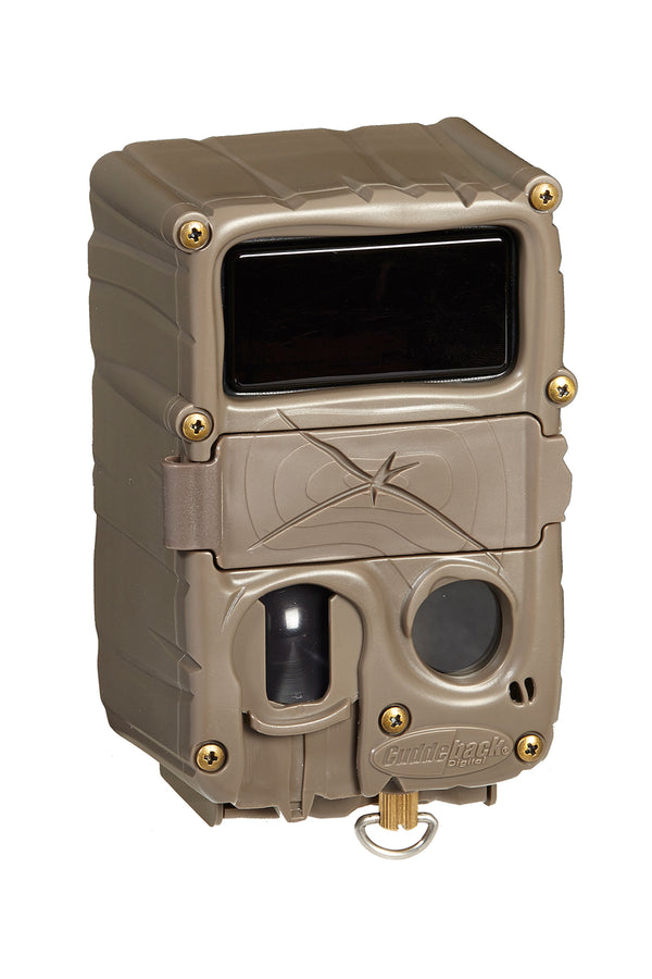 CUDDEBACK BLACK FLASH SILVER SERIES