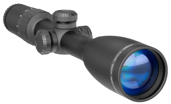 YUKON JAEGER 3-12x56 X02i RETICLE