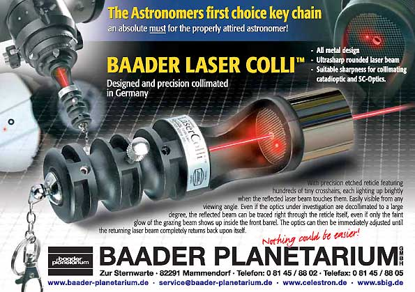 BAADER LASER COLLIMATOR MARK III
