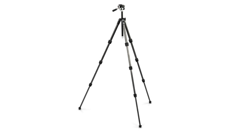 VORTEX SUMMIT™ CARBON II CARBON FIBER TRIPOD + PAN HEAD