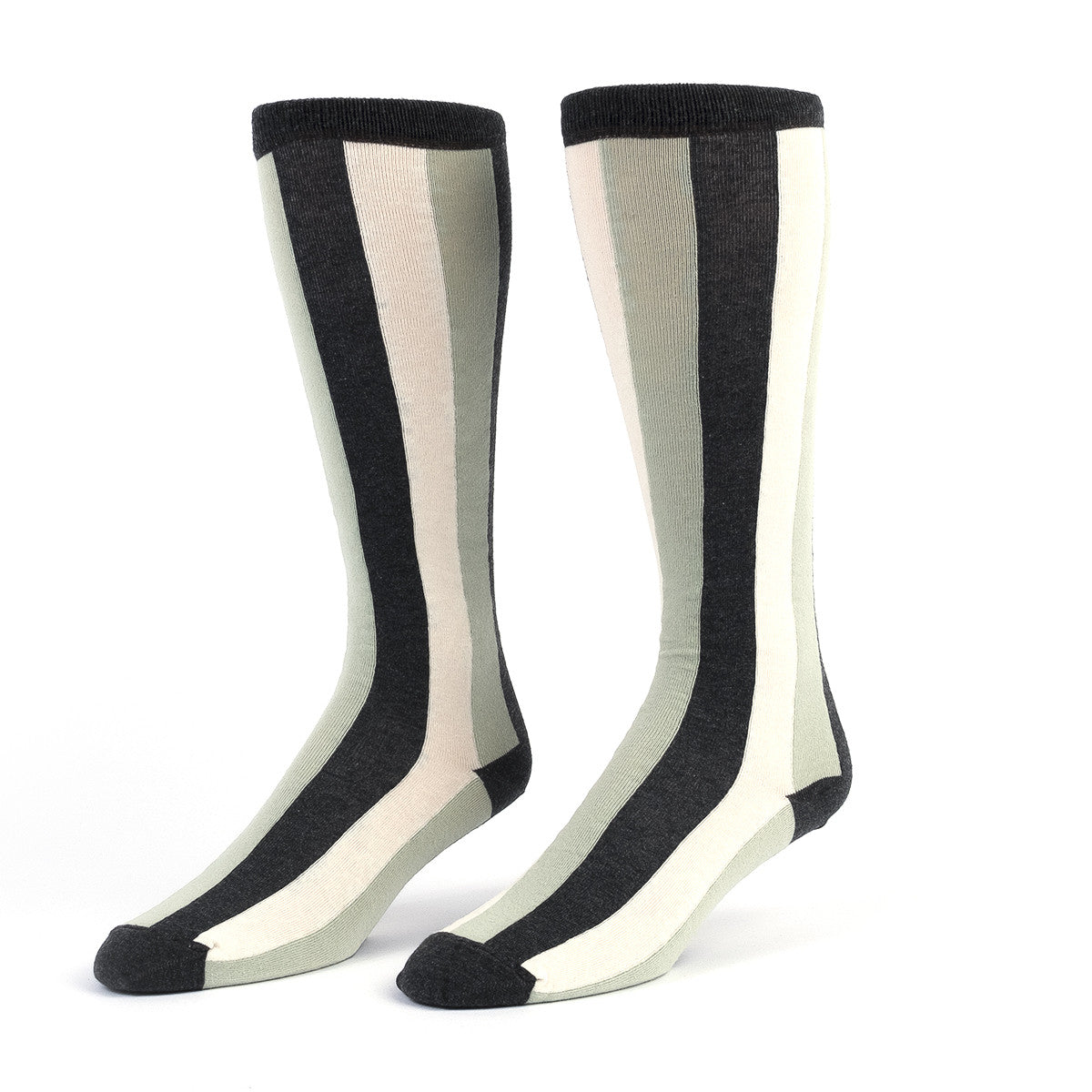 Vertical Stripe (knee-high)