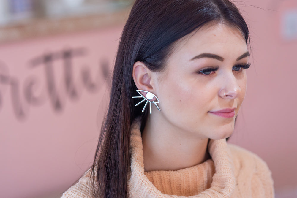 Festival of Lashes Earrings