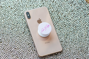 Lash Dolls Logo Pop Socket
